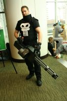 The Punisher - ECCC 2012 by nwpark