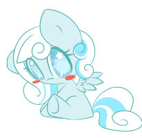 Snow Baby by GlitterBell