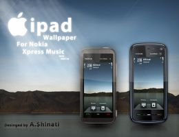 ipad Wallpaper for Nokia XM by AShinati