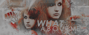 What about me by Hanen-Madi