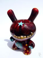 Sideshow Dunny by bryancollins