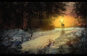 The frozen Wilderness by Enthing