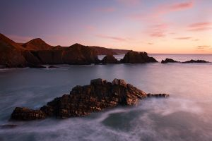 Rugged Coast by Andyw01