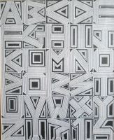 Abstracted Alphabet by DustyPaintbrush