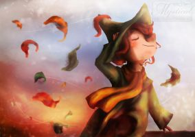 Autumn Breeze by FantasyGold