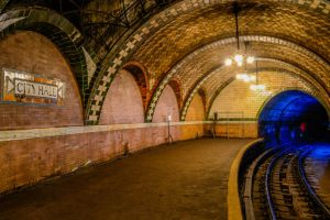 Abandoned City Hall Station (IRT) by Demidism