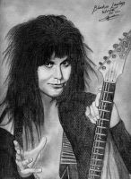 Blackie Lawless by Sigryn