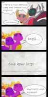 Spyro- THE TRUTH prt2 by Mischef