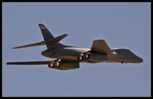 B-1 Edwards by AirshowDave
