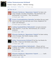 Hetalia Facebook: Everybody's Sick by gilxoz-epicness