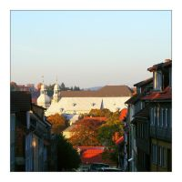 Blick auf Clausthal by inmc