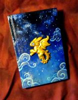 Golden Nightfury Sketchbook by DragonCid