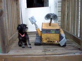 lol WALL E by NCIS413
