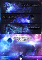 TCM: Volume 1 (pg 3) by LivingAliveCreator