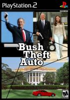 Bush Theft Auto by gffwds