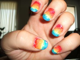 Rainbow Gradient by lettym