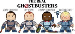 Ghostbusters Mighty Mugg by Reysdf