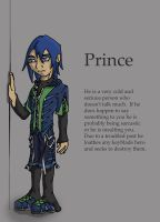 Gift: Prince KH by Swish42