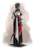 Dragon Commander: Concept Art 05 by orogion