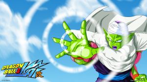 Piccolo Wallpaper by ElyasArts