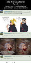 +Ask the AKATSUKI PART 3+ by 1-N-F-E-C-T-E-D