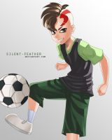 Fudou Akio by Silent-Feather