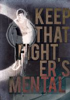 Fighter Mental by itsyouforme