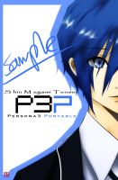 Persona 3 Portable MC Half by lewd-dodo