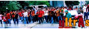 Ultras Galatasaray by Nikolof