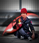 Cosplay - inFamous Second Son 'Fire' by Emme-Gray