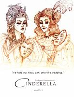Cinderella: Stepsisters by MonsieurDenvoir