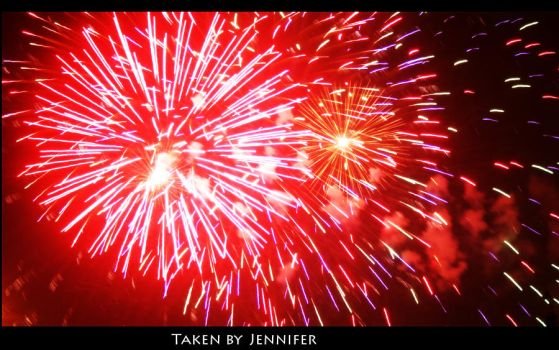 Fireworks by D-Jennifer