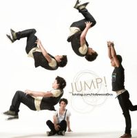 Jump - Jonas Brothers by ownthesunshine