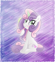 Sweetie Belle by rainbownspeedash