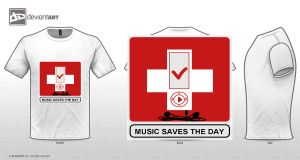 Music Saves The Day by Bahar1