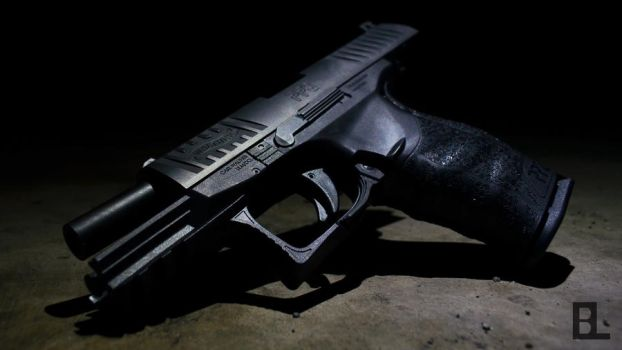 Walther PPQ by B-Lee