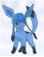 Glaceon by twilightlinkjh