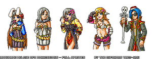 CFC - RO Fans Sprites No. 15 by trevmun