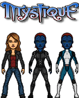 Mystique(x-men Apocalypse) by doctorstrange7