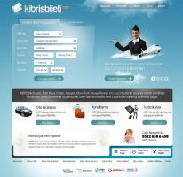kibrisbileti.com new interface by cenkakyildiz