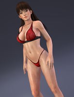 Lei Fang Hot Getaway Render 13 by Dizzy-XD