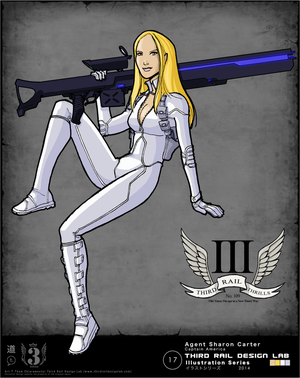 Trdli1417 Sharoncarter109bz by TRDLcomics