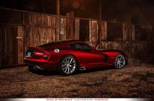 2013 SRT Viper GTS 02 - Press Kit by notbland