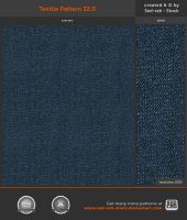 Textile Pattern 22.0 by Sed-rah-Stock
