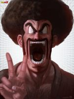 Mr Satan by ImmarArt