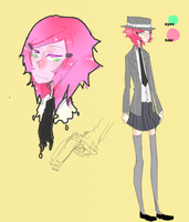 .:Mrs. shady bussniesman:. character sheet by Plugged-Un