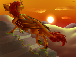 The Bringer Of Life by Fire-Flame-Fan