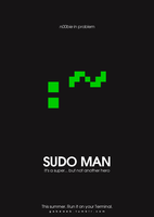 Sudo Man by gabeweb