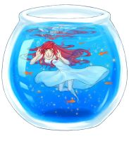 Fishbowl by wudupcheese