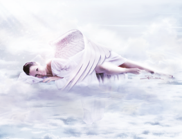 Where Angels Awaken by Toefje-Kunst